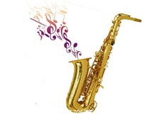 Wholesale Selmer Reference - 2017 NEW Big Promotion France Henri selmer saxophone alto profissional Reference 802 Gold Lacquer Sax Music Ups Free Shipping
