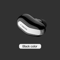 mikro-mini-bluetooth-ohrhörer großhandel-Neue Dacom k8 Mono kleine einzelne Ohrhörer versteckt unsichtbare Ohrhörer Micro Mini Wireless Headset Bluetooth Kopfhörer Kopfhörer für Telefon 0107039