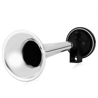 Wholesale Dual Truck Air Horns - Car Truck Boat 5pcs Pneumatic Compressor 150DB Dual Pipe Whistle Trumpet Air Horn Kit Catch Everyone's Attention
