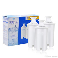 Wholesale Water Filter Packing - Brita Water Filter Advanced Replacement Water Filter for Brita Infinity Smart Pitcher Replace every 40 Gallons 3-Pack