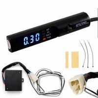Wholesale Pens Units - Wholesale- Universal APEXI Auto Timer For NA & Turbo Black Pen Control White LED Unit New