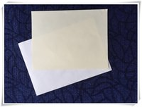 Wholesale White Paper Envelopes - A4 size paper printinng paper 75% cotton 25% linen starch free with red and blue fiber white color