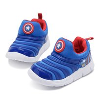 Wholesale Model Shoes Boys - Christmas gift new spring and autumn models children's shoes boys and girls baby children's shoes casual shoe caterpillars shoes 1-3 years