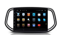 Wholesale 10 inch HD1024 Android Car Dvd Gps for KIA KX3 PHW GBDDR GB SUPPORT DVR OBD G G ORIGINAL STEERING WHEEL