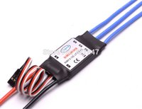 Wholesale Remote Control Parts Accs A SimonK Prgramme RC Brushless ESC With BEC A For Axis Quadcopter Multicopter Promotion