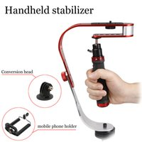 Wholesale Mini Handheld Steadicam Stabilizer - Wholesale- Orsda Mini handheld stabilizer Video Steadicam for Digital Camera HDSLR DSLR Camcorder DV free shipping