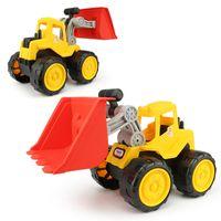 Wholesale Large Toy Excavator - Beach large car dredging excavator child toy car model