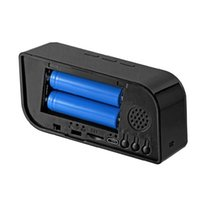 Wholesale Spy Clock 32gb - 1080P Remote controller IR Night vision Spy clock Hidden Camera Video recorder Motion detection Max 32GB