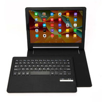 Wholesale Lenovo Yoga Keyboard Cover - Wholesale-Del 1pc For Lenovo Yoga 3 Pro 10inch Bluetooth Keyboard With Leather Case Stand Cover May26