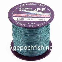 Wholesale Various Models Monofilament Line Fishing Lines High Strength PE Line kg Rally LB To LB M
