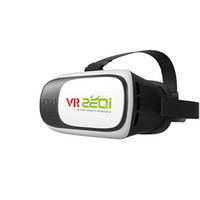 Wholesale 3D VR Virtual Reality D Glasses VR for iPhone Galaxy S7 S6 S5 and Other quot quot Cellphones