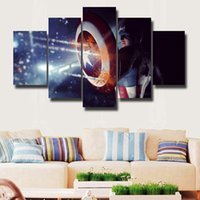 5 Pcs / Set Modern Abstract Wall Art Painting Canvas Painting para Sala de estar HomeDecor Picture Beautiful picture # 101