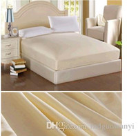 Wholesale hot selling Cheap Aloe pure color cotton coverlet bed Bedspread shoe Hotel simmons protective sheet