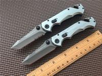 en kaliteli cep bıçakları toptan satış-SOG EDC pocket knife Katlanır bıçak bıçak manuel açılış 440 Çelik Dişli survival av bıçağı kamp bıçaklar Noel hediyesi