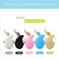 Wholesale Stealth Cell Phone - Mini Wireless Headphones S530 V4.1Bluetooth Earphone Stealth Sports Headset Ear-Hook Earpiece With Mic For iPhone and Adroid Mix Color