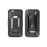 Wholesale Clip Ipad Covers - X Shape Shockproof Hybrid Rugged Defender Armor Case Kickstand + Swivel Belt Clip Holster Cover for iphone Samsung LG Huawei ipad cases