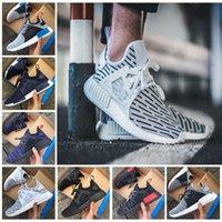 Wholesale Navy White Stripe - 2017 Zebra NMD runner XR1 pk boost zebra stripe BLACK white NAVY Men's & Women's Lover boost sneaker Original Running Sport Shoes Eur 36-45