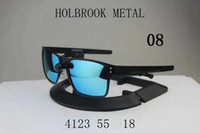 Wholesale Metal frame Holbrook Top Sunglasses F Cooperation UV400 Lens Sports Sun Glasses Fashion Trend Cycling Eyewear With accessories