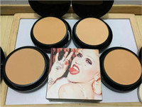 Wholesale Low Price Plus Size - hot selling  lowest price  NEW makeup  MC Face Powder Double-deck POWDER PLUS FOUNDATION STUDIO FIX 40G 4 COLOR dhl free shipping +gift