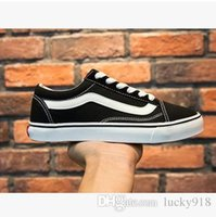 Wholesale Wholesale Shoes For Women Brands - 2017 size 35-44Old Skool Suede VS Canvas shoes Unisex Shoes brand shoes for men and women zapatillas 88