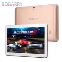 Wholesale best dual core tablets online - Android inch tablet pc Octa Core GB RAM GB ROM Cores MP IPS Best Tablets computer keyboard