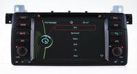 Wholesale Bmw E46 Usb - Car DVD Player GPS Navigation for BMW 3 Series E46   M3 1998-2005 with Nav Radio Bluetooth TV SD USB AUX Audio Video Navigator
