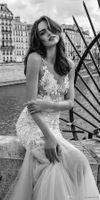 Wholesale Drop Waist Wedding Dress Tulle - drop waist wedding dresses 2018 liz martinez bridal spaghetti strap sweetheart neckline heavily embellished bodice open back short train