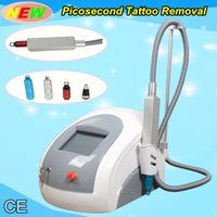 Wholesale Shop Tattoos - Best multifunctional laser tattoo removal switch system q switch picosecond laser technology Tattoo shop picosecond laser 755