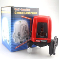 Wholesale Acuangle A8826D Laser Level degree Self leveling Red Cross Line Point
