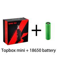 ingrosso avviatore di kanger-Kanger Topbox Mini Starter Kit con batteria 18650 75 W TC Mod 3.5ML Toptank Mini Kanger Subox Mini Starter Kit 0266060-1