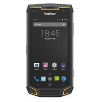 Wholesale Dustproof Phone Android - RugGear RG740 GrandTour Rugged Smart Phone IP68 Waterproof Shockproof Dustproof