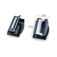 autositz wölbung sicherheitsclip großhandel-10 Paar Fahrzeug Auto Auto Sicherheitsgurt Strap Clip Stopper Teller Kostenloser Versand