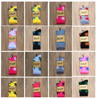 Wholesale Christmas Socks For Men - 26 Colors christmas plantlife socks for men women high quality cotton socks skateboard hiphop maple leaf sport socks wholesale