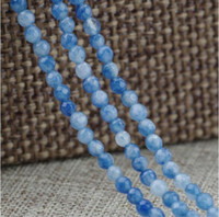Wholesale Green Jade Beads 4mm - 4mm Natural Faceted stone colored jade beads DIY Bracelets necklace Making Fine Charm jewelry Fashion Accessories 180pcs Lot