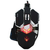 Wholesale Programming Games - LUOM G10 4000 DPI Professional Adjustable Optical 9 Buttons Mechanical Gaming USB Programming Wired Games Cable Mouse Mice LOL