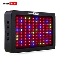 Wholesale Led Grow Lighting China - Wattshine 300w led grow lights Full spectrum Growing lamps For Greenhouse Hydroponics Systems China US Fast
