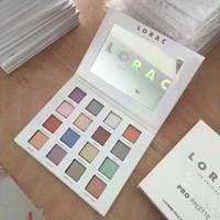 Wholesale I 16 - 2017 latest LORAC Eyeshadow makeup palette LORAC I Love Brunch PRO Eyeshadow cosmetics palette Eye Shadow for girls 16 colors