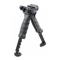 Wholesale T Pod Foregrip Bipod - MAKO FAB Defense T-POD G2 Vertical Foregrip w Incorported Swivel Bipod Black