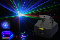 Wholesale 2017 SD W mw RGB Christmas Party Disco Laser Light DJ Bar Concerts laser lighting mw kpps home party Laser lights Projecotor