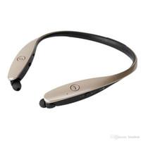 lg hbs kopfhörer großhandel-Bluetooth-Kopfhörer HBS 900 Bluetooth 4.0 In-Ear-Geräuschunterdrückung LG-Ton Infinim HBS-900 Kopfhörer LG-Nackenbügel Bluetooth-Headset