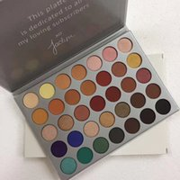 Wholesale Eye Shadows High Quality - Retail links Mor 35 color Eyeshadow Palette The JaclYn Hill Palette Eye Shadow By DHL Free Shipping high quality