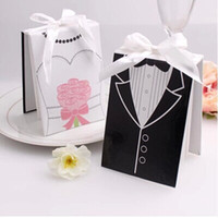 Wholesale Photo Album Free Ship - Mini Photo Frame Wedding Favor Bride and Groom Photo Album Bridal Shower Souvenirs Party Gifts Free Shipping ZA4530
