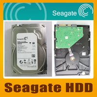 Wholesale Hard Drive For Dvr - Free ship HDD ST3000VM002 3TB Seagate hard drive 5900rpm DVR NVRs hard drive for surveillance video support serials port 3.5