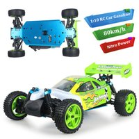 Wholesale Gas Remote Rc - 2016 Limited Top Fashion Gasoline petrol Cars Pixar Juguetes Rc Car 1:10 High Speed Remote Control Gas Cars 4wd Powered Off-road Truck Nitro