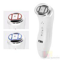 festere maschine großhandel-Großhandel Mini fokussierte HIFU Microcurrent für feste Haut, sichere und gesunde Gesichtsverjüngung Anti-Aging-Falten Schönheitsmaschine