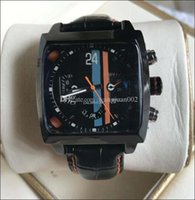 Wholesale Genuine Leather Automatic Men Watch - 2017 new Genuine brand sale Luxury men watches men automatic mechanical back Leather strap wristwatch for men's watch free shipping