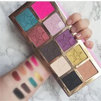 Wholesale Promotion Makeup Palette - promotion Five Star Beauty Killer Eyeshadow Palette 10 Colors Eye Shadow Makeup Cosmetics Highlight DHL 24