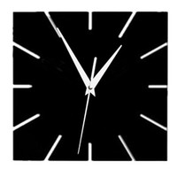 Wholesale wall clock decorative mirror - Wholesale- 2016 real sale wall clock acrylic mirror 3d large decorative stickers clocks reloj de pared horloge murale living room quartz