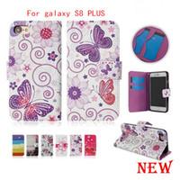 Wholesale Metro Card Case - For Coolpad Defiant 3632 metropcs ZTE MAX XL N9560 N986DL galaxy S8 PLUS J7 prime Metro pcs Wallet Case Leather Case Card Slot