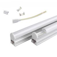 t5 fluoreszierende röhre großhandel-T5 1.2m integrierte 22W geführte Leuchtröhre beleuchtet 96pcs SMD 2835 LED Leuchtstoff 4FT Leuchtröhre Wechselstrom 85-277V warmes / kaltes Weiß